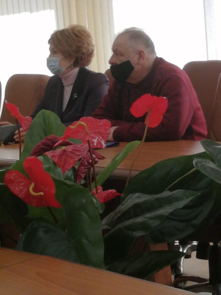 Руководство ООО УК Скала приняли участие в работе Общественного совета Саратовской областной думы.