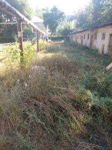 """УК """"Скала"""" провела уборку территории дома 15 квартала 2"""